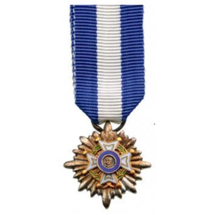 Miniature badge obv t