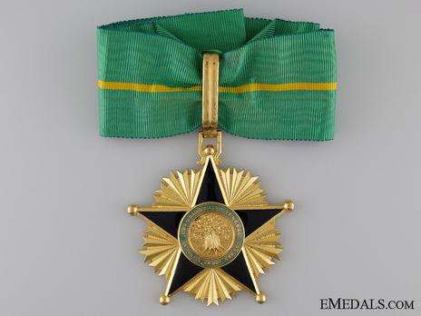 National Order of Merit, Commander Obverse