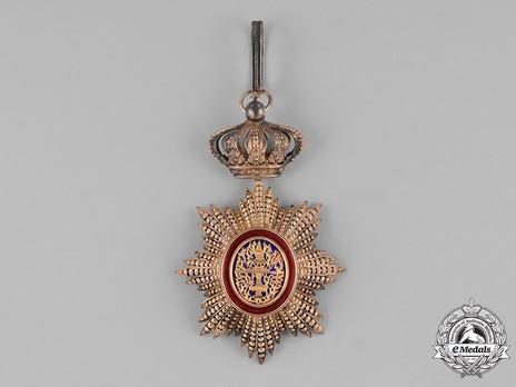 Royal Order of Cambodia, Commander Obverse
