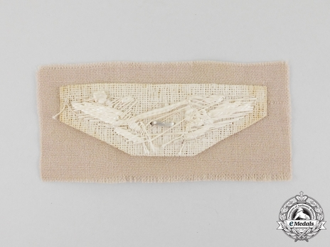 Wings (with embroidery) Reverse