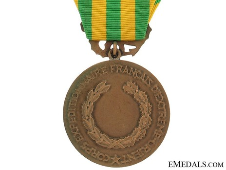 """Bronze Medal (stamped """"GC"""" """"LM"""") Reverse"""