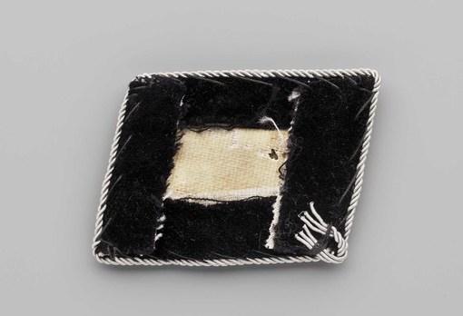 Waffen-SS Post-1942 Oberstgruppenführer Collar Tabs Reverse