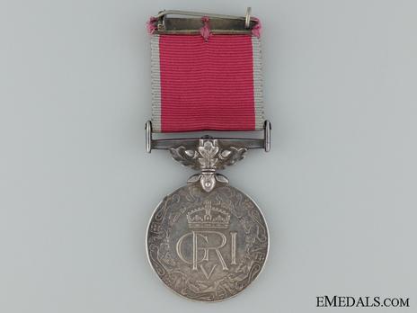 British Empire Medal, Military (George V) Reverse