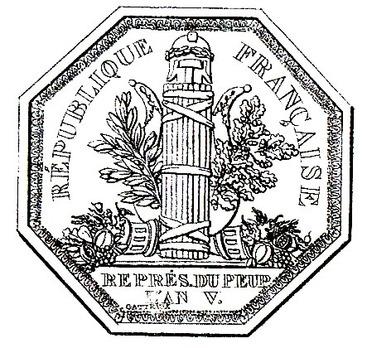 """Medal (stamped """"GATTEAUX"""") Obverse"""