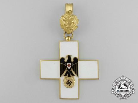 Cross of Honour of the German Red Cross, Type III Reverse