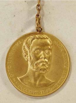 Lilienthal Commemorative Medal Obverse