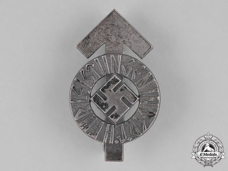 HJ Proficiency Badge, in Silver Obverse