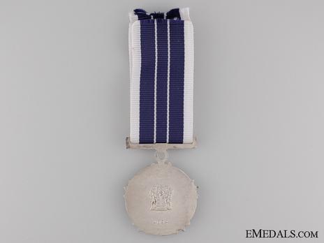 Southern Cross Medal, Silver Star Reverse