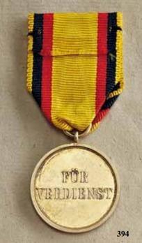 Order of Merit, Civil Division, Gold Merit Medal (1899-1918)