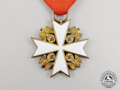 V Class Cross (with ring) Obverse
