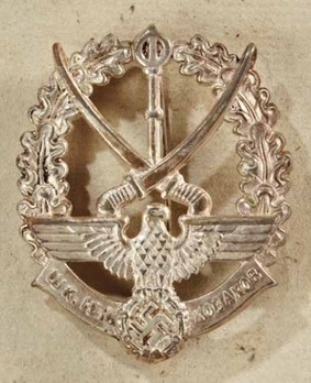 Young Cossacks Badge Obverse