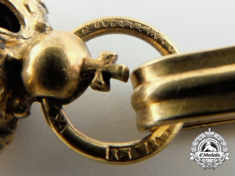 Type II, Military Division, Commander (with gold swords) Detail