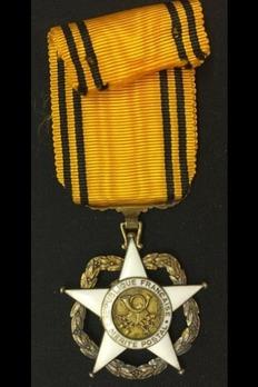 Order of Postal Merit, Officer Reverse