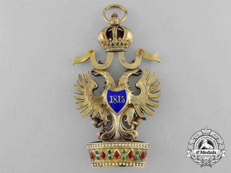 Type III, Civil Division, I Class  Reverse