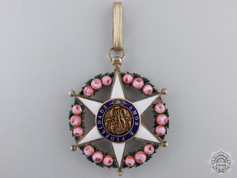 Dignitary Badge (Neck Badge) Obverse