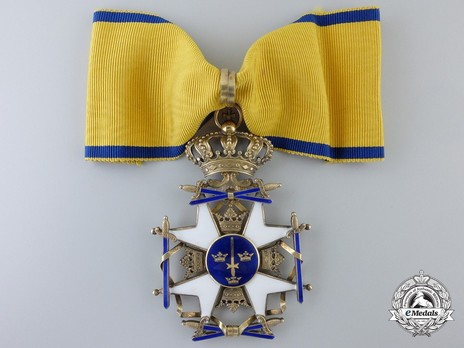 II Class Commander (with silver gilt) Obverse