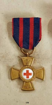 Cross (Bronze gilt) Obverse