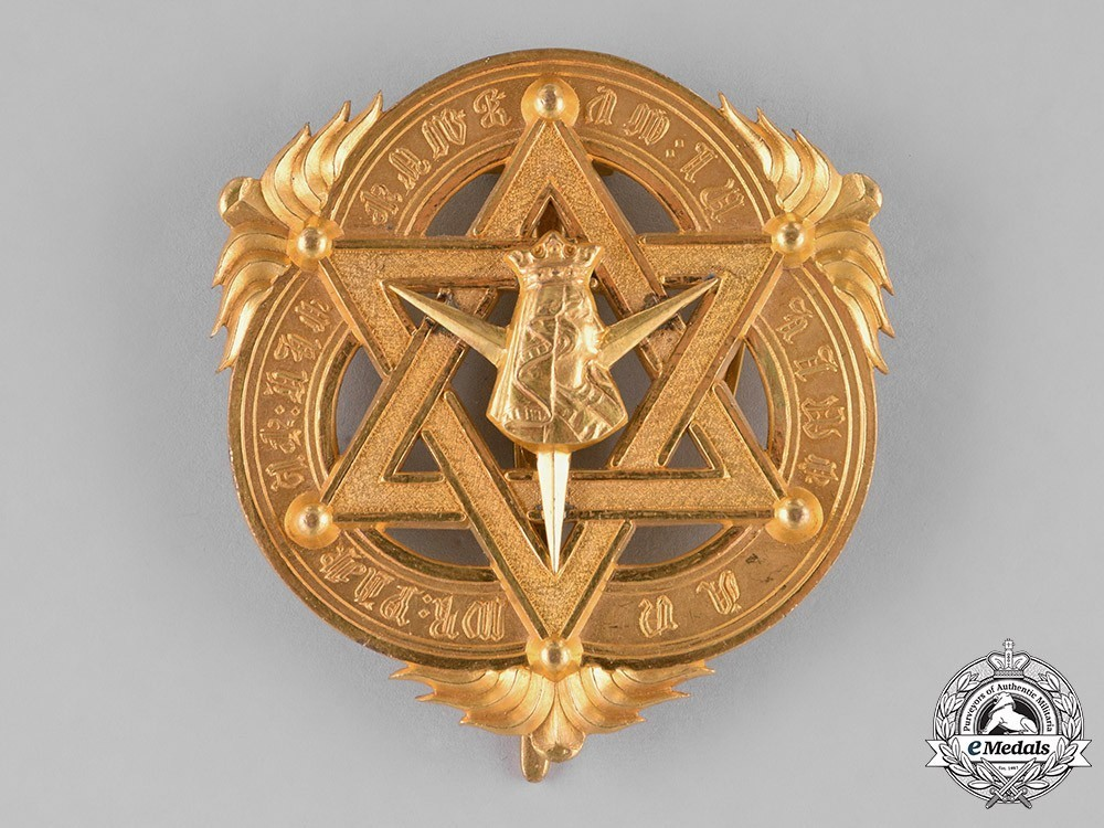 Order+of+the+queen+of+sheba%2c+grand+cross+breast+star+1