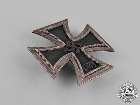 Iron Cross I Class, by Schauerte & Höhfeld (L/54) Obverse
