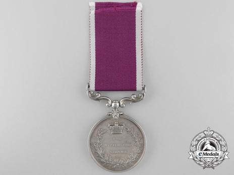 Silver Medal (King Edward VII effigy) Reverse